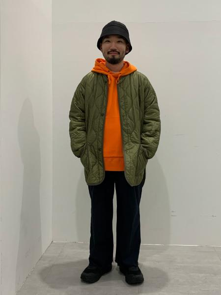 JOURNAL STANDARD relumeのサープラスミリタリー スウェットパーカーを使ったコーディネートを紹介します。|Rakuten Fashion(楽天ファッション/旧楽天ブランドアベニュー)1056167
