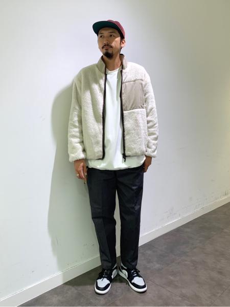 JOURNAL STANDARD relumeのTOOLS スウェードポンチスウェットを使ったコーディネートを紹介します。 Rakuten Fashion(楽天ファッション/旧楽天ブランドアベニュー)1056311