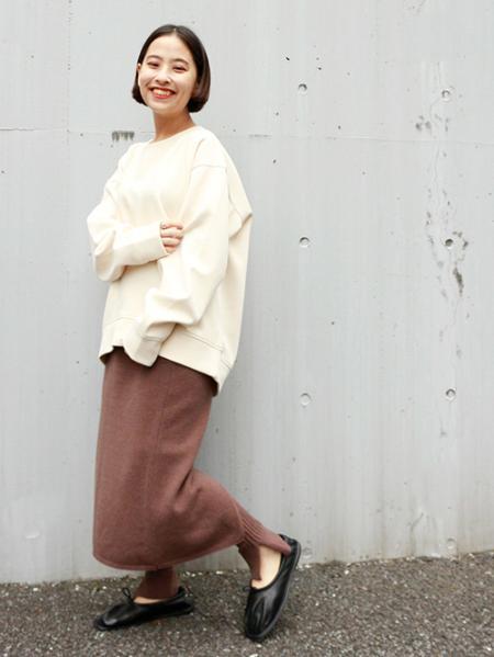 JOURNAL STANDARDのレッグウォーマー付きスカート◆を使ったコーディネートを紹介します。 Rakuten Fashion(楽天ファッション/旧楽天ブランドアベニュー)1056644