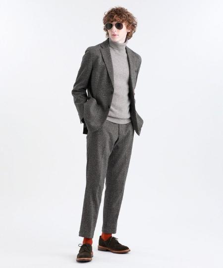 MACKINTOSH PHILOSOPHYの24G Wフェイスジャージ ERASTIC PANTSを使ったコーディネートを紹介します。 Rakuten Fashion(楽天ファッション/旧楽天ブランドアベニュー)1056873