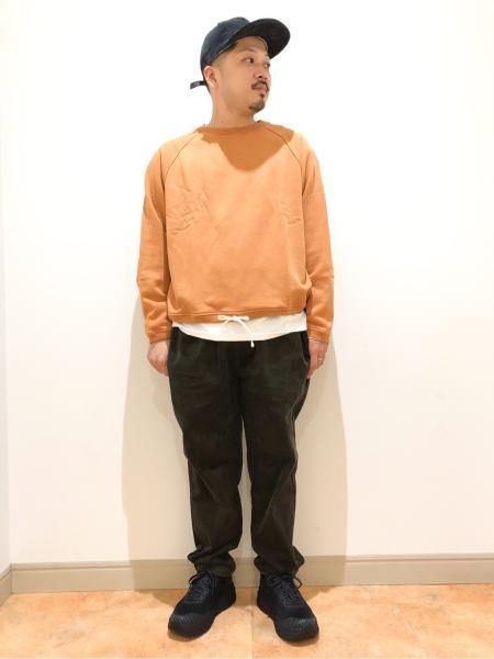 JOURNAL STANDARD relumeのコード スウェット プルオーバーを使ったコーディネートを紹介します。|Rakuten Fashion(楽天ファッション/旧楽天ブランドアベニュー)1057043
