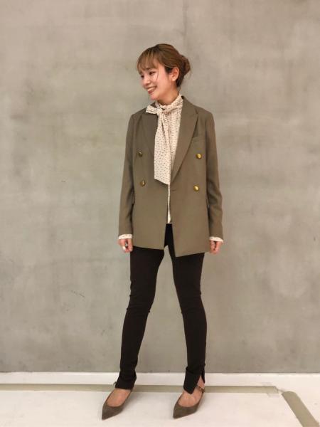 NOBLEのコーディネートを紹介します。|Rakuten Fashion(楽天ファッション/旧楽天ブランドアベニュー)1057452