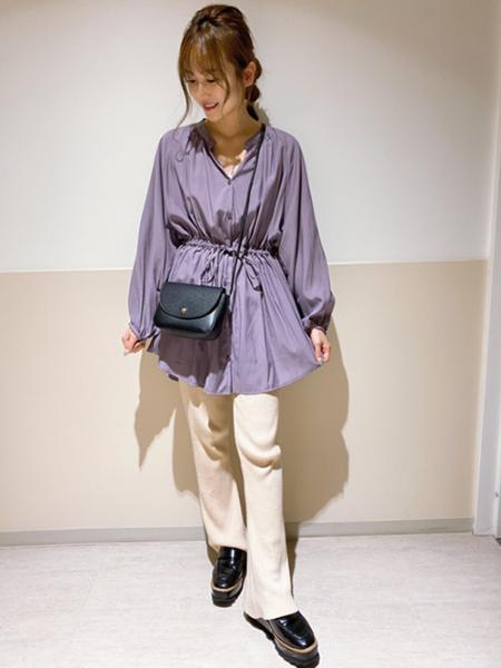 INGNIのRTドロストSHを使ったコーディネートを紹介します。 Rakuten Fashion(楽天ファッション/旧楽天ブランドアベニュー)1057599