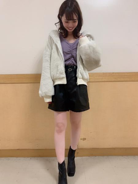 INGNIの12Gフロントギャザーニットを使ったコーディネートを紹介します。 Rakuten Fashion(楽天ファッション/旧楽天ブランドアベニュー)1057658