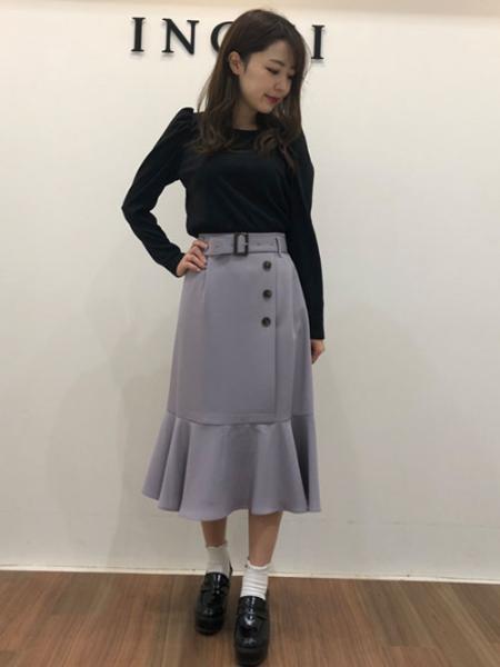 INGNIのコーディネートを紹介します。|Rakuten Fashion(楽天ファッション/旧楽天ブランドアベニュー)1057748