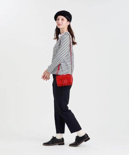 MACKINTOSH PHILOSOPHYのソフトサキソニーテーパードパンツを使ったコーディネートを紹介します。|Rakuten Fashion(楽天ファッション/旧楽天ブランドアベニュー)1058328