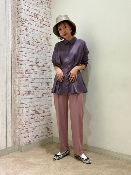 N. Natural Beauty Basic*のコーディネートを紹介します。 Rakuten Fashion(楽天ファッション/旧楽天ブランドアベニュー)1058628