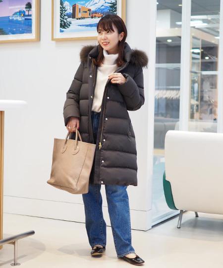 B:MING LIFE STORE by BEAMSのB:MING by BEAMS / 河田 ロング ダウン 20AWーPを使ったコーディネートを紹介します。|Rakuten Fashion(楽天ファッション/旧楽天ブランドアベニュー)1058830