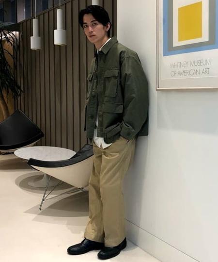 BEAMS MENのコーディネートを紹介します。 Rakuten Fashion(楽天ファッション/旧楽天ブランドアベニュー)1058881