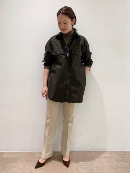 plageの【R'IAM】VINTAGE シャツ◆を使ったコーディネートを紹介します。|Rakuten Fashion(楽天ファッション/旧楽天ブランドアベニュー)1058888