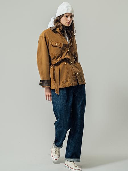 Bshopの【CONVERSE】Canvas All Star HI WHT WOMENを使ったコーディネートを紹介します。|Rakuten Fashion(楽天ファッション/旧楽天ブランドアベニュー)1059126