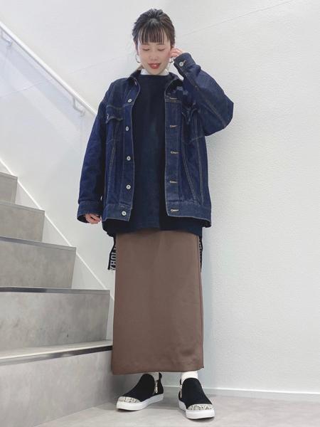 AU BANNISTERのミドルカットスニーカーを使ったコーディネートを紹介します。|Rakuten Fashion(楽天ファッション/旧楽天ブランドアベニュー)1059340