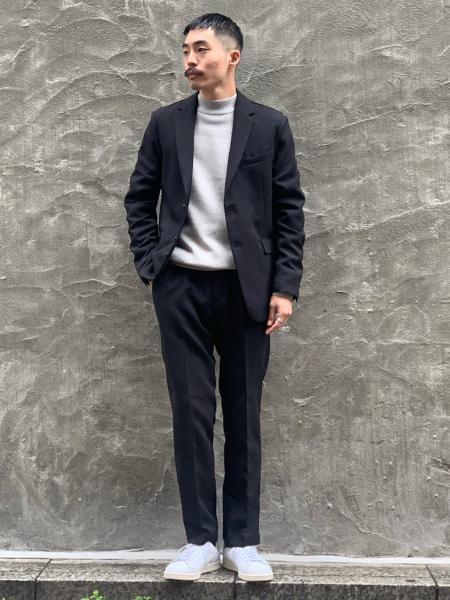 417 EDIFICEの【adidas / アディダス】 STAN SMITHを使ったコーディネートを紹介します。|Rakuten Fashion(楽天ファッション/旧楽天ブランドアベニュー)1059429