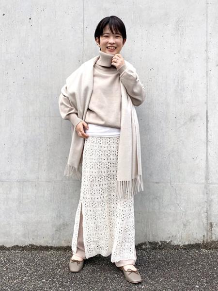 JOURNAL STANDARDのニットコールパンツ◆を使ったコーディネートを紹介します。|Rakuten Fashion(楽天ファッション/旧楽天ブランドアベニュー)1059700