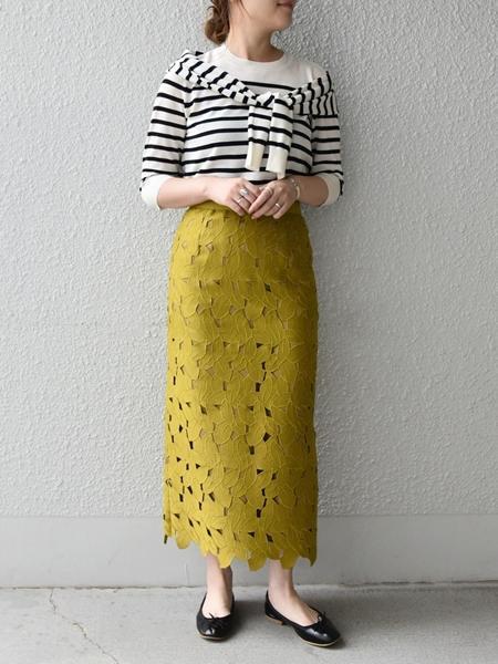 SHIPSのSHIPS any: ハイゲージウール クルーネック ニットプルオーバーを使ったコーディネートを紹介します。|Rakuten Fashion(楽天ファッション/旧楽天ブランドアベニュー)1059747