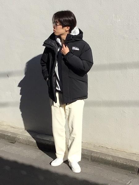 SHIPSのSHIPS any: STANDARD コーデュロイ ベイカー パンツ<MENS>◇を使ったコーディネートを紹介します。|Rakuten Fashion(楽天ファッション/旧楽天ブランドアベニュー)1060234