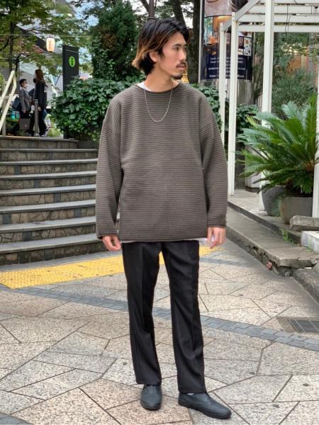 JOURNAL STANDARD relumeの【CALIFORNIA * SPORTSWEAR  / スポーツウェア】MR CREACE パンツを使ったコーディネートを紹介します。|Rakuten Fashion(楽天ファッション/旧楽天ブランドアベニュー)1060308