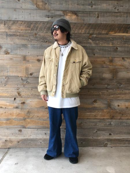 JOURNAL STANDARD relumeの【relume * Lee / リー】別注ストームライダーを使ったコーディネートを紹介します。 Rakuten Fashion(楽天ファッション/旧楽天ブランドアベニュー)1060333