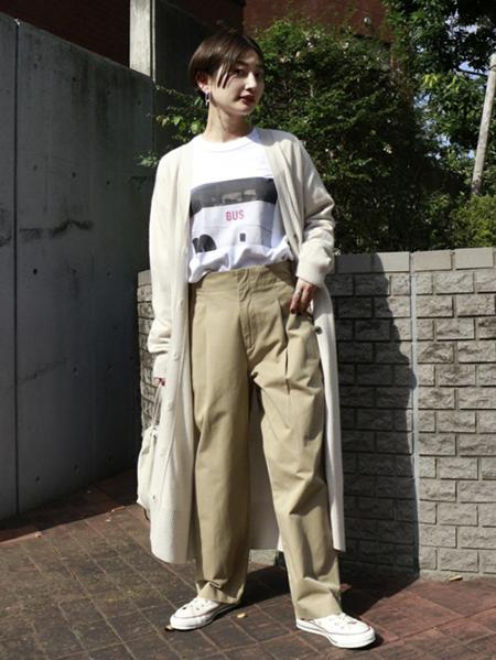 JOURNAL STANDARDのコーディネートを紹介します。|Rakuten Fashion(楽天ファッション/旧楽天ブランドアベニュー)1060530