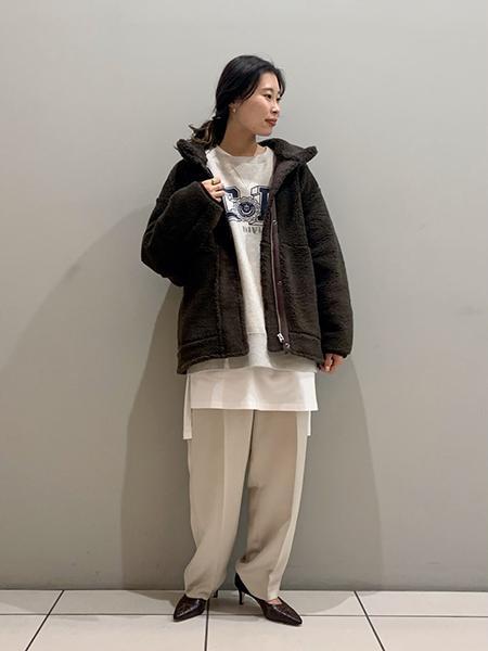 FRAMeWORKのコーディネートを紹介します。|Rakuten Fashion(楽天ファッション/旧楽天ブランドアベニュー)1061267