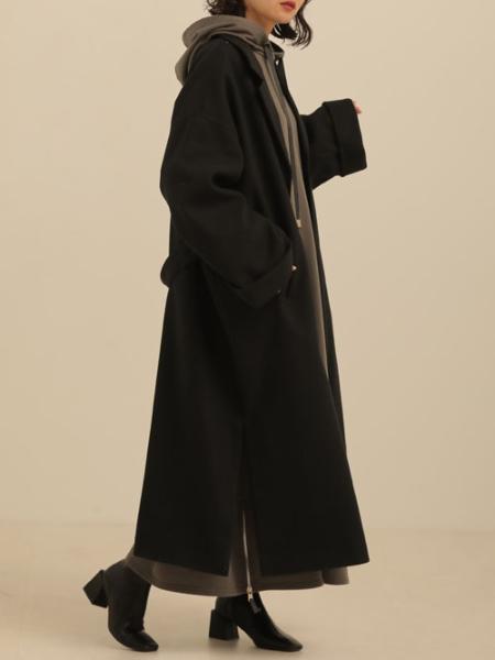 Bou Jeloudの【WEB限定】ブロックヒールロングブーツを使ったコーディネートを紹介します。|Rakuten Fashion(楽天ファッション/旧楽天ブランドアベニュー)1061491