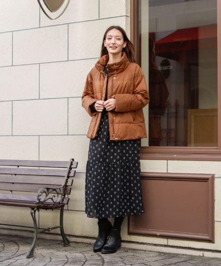 MACKINTOSH PHILOSOPHYのポランプロテクトショートダウンを使ったコーディネートを紹介します。|Rakuten Fashion(楽天ファッション/旧楽天ブランドアベニュー)1061846