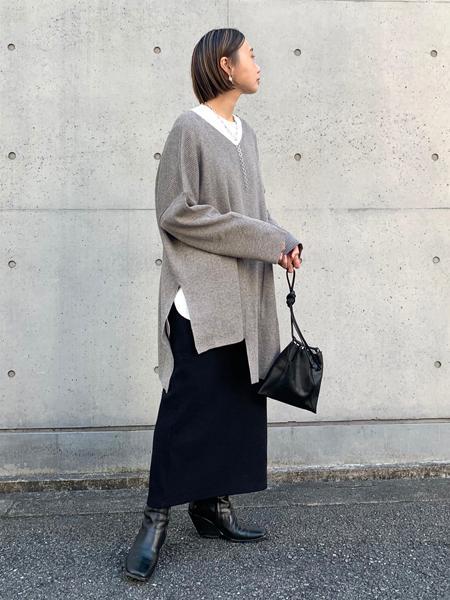 FROM FIRST MUSEEのチューブスカートを使ったコーディネートを紹介します。|Rakuten Fashion(楽天ファッション/旧楽天ブランドアベニュー)1062286