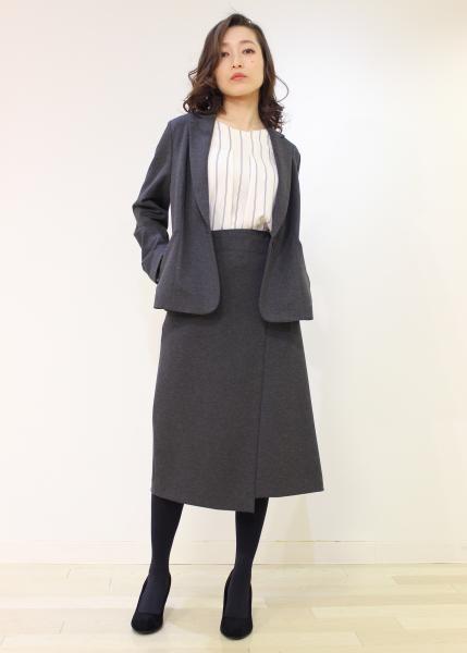 plein de vieのpleindevie/BIJINポンチテーラージャケットを使ったコーディネートを紹介します。|Rakuten Fashion(楽天ファッション/旧楽天ブランドアベニュー)1062983