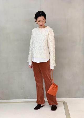 ROPE'の【JVAM】スリッパ―シューズを使ったコーディネートを紹介します。|Rakuten Fashion(楽天ファッション/旧楽天ブランドアベニュー)1063852