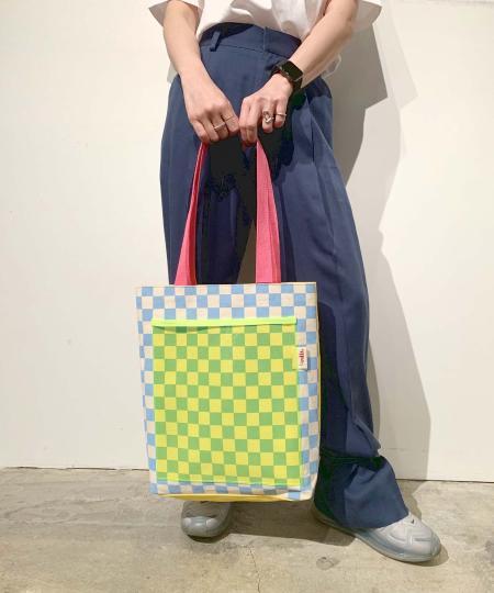 grapevine by k3のby_edit×k3 TOTE BAGを使ったコーディネートを紹介します。|Rakuten Fashion(楽天ファッション/旧楽天ブランドアベニュー)1064881