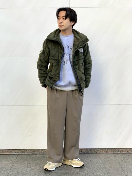 417 EDIFICEの【ユニセックス】BIG SHIRTS レタードスウェットを使ったコーディネートを紹介します。|Rakuten Fashion(楽天ファッション/旧楽天ブランドアベニュー)1064986