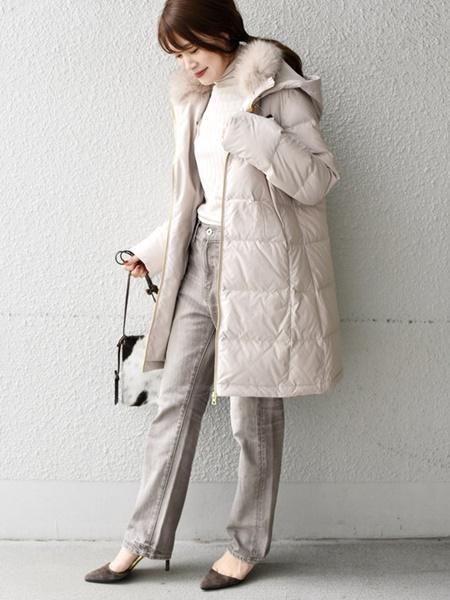 SHIPSのシルクカシミヤタートルネックプルオーバー◇を使ったコーディネートを紹介します。 Rakuten Fashion(楽天ファッション/旧楽天ブランドアベニュー)1065767