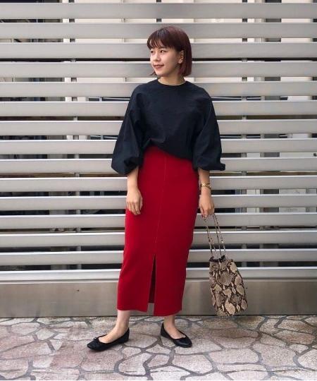 Demi-Luxe BEAMSのAK+1 / ペーパークロス ブラウスを使ったコーディネートを紹介します。|Rakuten Fashion(楽天ファッション/旧楽天ブランドアベニュー)1066044