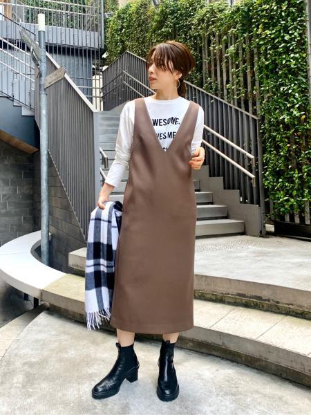 NOBLEのコーディネートを紹介します。|Rakuten Fashion(楽天ファッション/旧楽天ブランドアベニュー)1066047