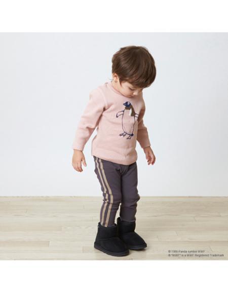 NARUMIYA ONLINEのWWFプリントロンTを使ったコーディネートを紹介します。 Rakuten Fashion(楽天ファッション/旧楽天ブランドアベニュー)1066147