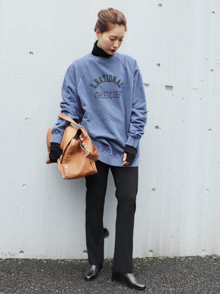 plageの<<追加>>ソモウスリットパンツ4◆を使ったコーディネートを紹介します。|Rakuten Fashion(楽天ファッション/旧楽天ブランドアベニュー)1066244
