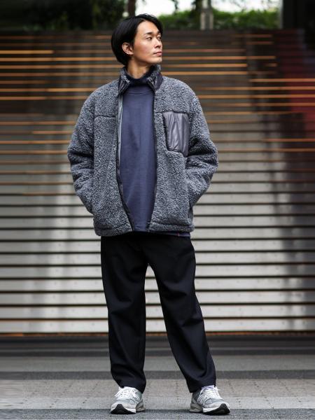 EDIFICEの【久米繊維】別注 タートルネック スウェットを使ったコーディネートを紹介します。|Rakuten Fashion(楽天ファッション/旧楽天ブランドアベニュー)1066309