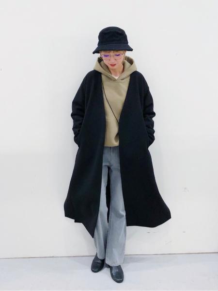 LAKOLEの(W)オヤココーデュロイバケハを使ったコーディネートを紹介します。|Rakuten Fashion(楽天ファッション/旧楽天ブランドアベニュー)1066503