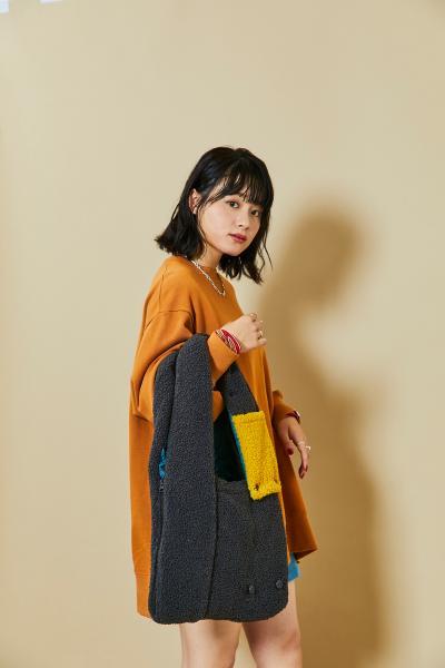 MOONBATのestaa/(W)フーディーバッグを使ったコーディネートを紹介します。|Rakuten Fashion(楽天ファッション/旧楽天ブランドアベニュー)1067068