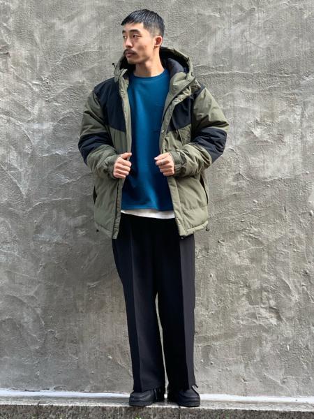 417 EDIFICEの【ユニセックス】ドレスミニウラケレイヤードカットソーを使ったコーディネートを紹介します。 Rakuten Fashion(楽天ファッション/旧楽天ブランドアベニュー)1067417