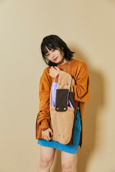 MOONBATのestaa/(W)フーディーバッグを使ったコーディネートを紹介します。|Rakuten Fashion(楽天ファッション/旧楽天ブランドアベニュー)1068097