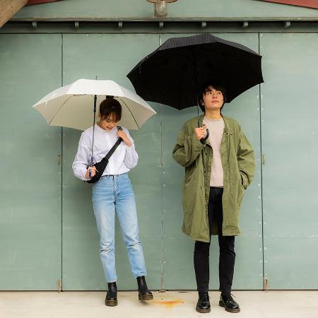 MOONBATのFLOATUS/(U)超撥水ジャンプ長傘ドットを使ったコーディネートを紹介します。|Rakuten Fashion(楽天ファッション/旧楽天ブランドアベニュー)1068541