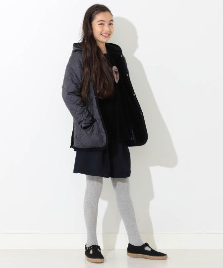 こども ビームスのLa Cadena / ピケ T-ストラップ シューズ(22~24.5cm)を使ったコーディネートを紹介します。|Rakuten Fashion(楽天ファッション/旧楽天ブランドアベニュー)1069059