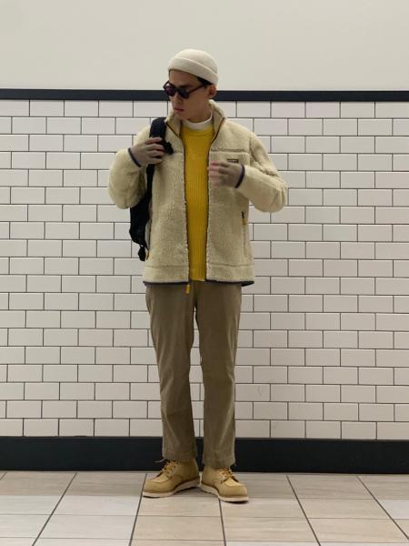 417 EDIFICEのRED WING /6 INCH CLASSIC MOCを使ったコーディネートを紹介します。|Rakuten Fashion(楽天ファッション/旧楽天ブランドアベニュー)1069178