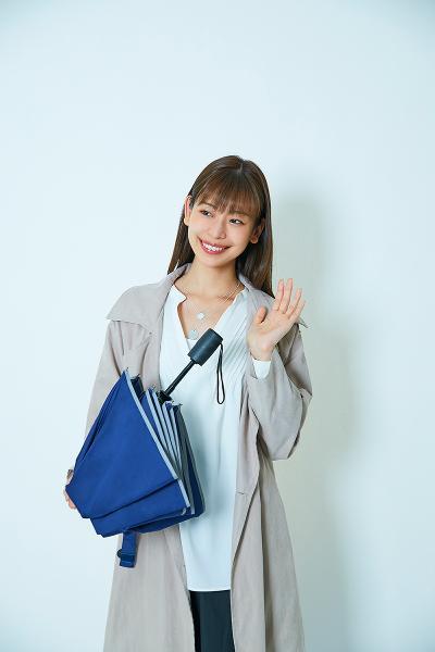 MOONBATのEXCEL GENT'S/(W)Web限定 さかさ傘自動開閉折りたたみ傘を使ったコーディネートを紹介します。|Rakuten Fashion(楽天ファッション/旧楽天ブランドアベニュー)1069541