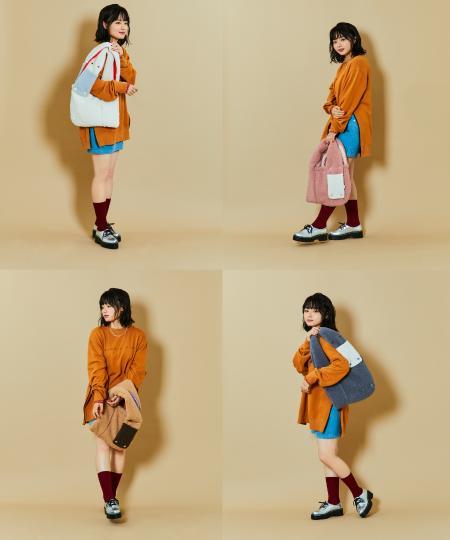 MOONBATのestaa/(W)フーディーバッグを使ったコーディネートを紹介します。|Rakuten Fashion(楽天ファッション/旧楽天ブランドアベニュー)1069681