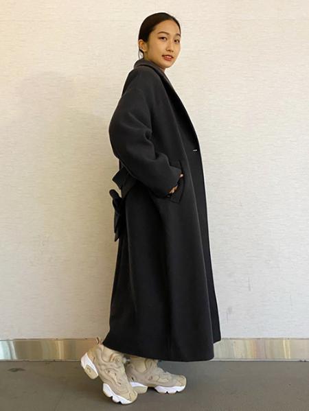 JOURNAL STANDARDのアルパカシルクミックスヤーンクルーネックプルーバーを使ったコーディネートを紹介します。|Rakuten Fashion(楽天ファッション/旧楽天ブランドアベニュー)1069760