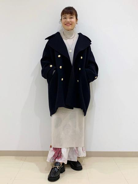 JOURNAL STANDARDのTWOプレートネックレス◆を使ったコーディネートを紹介します。|Rakuten Fashion(楽天ファッション/旧楽天ブランドアベニュー)1069780