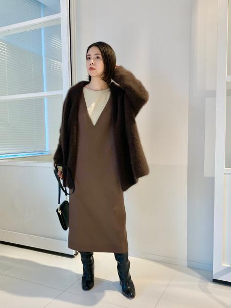 NOBLEのコーディネートを紹介します。|Rakuten Fashion(楽天ファッション/旧楽天ブランドアベニュー)1070145