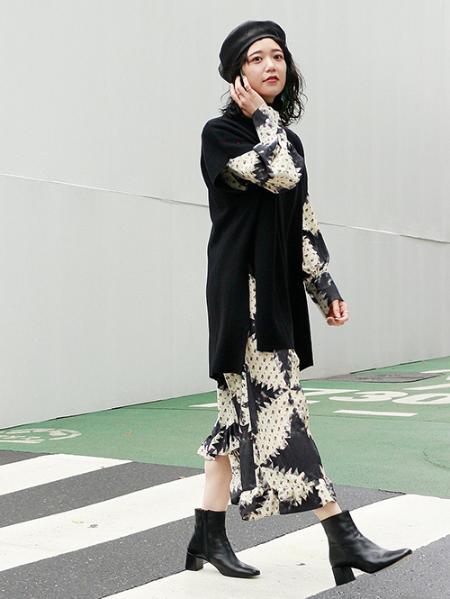 JOURNAL STANDARDのWOOLミラノ T/NワイドVESTを使ったコーディネートを紹介します。 Rakuten Fashion(楽天ファッション/旧楽天ブランドアベニュー)1070360